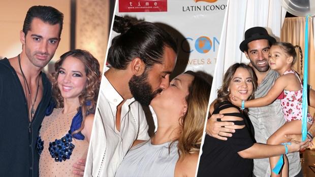 En fotos: la historia de amor de Adamari López y Toni Costa