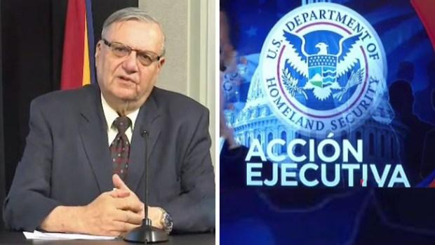 Video: Joe Arpaio demanda a Obama