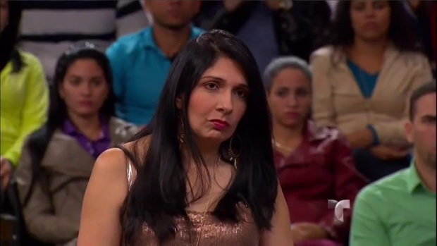 Caso Cerrado: Mi jefa me quiere sin pechos - Demandante
