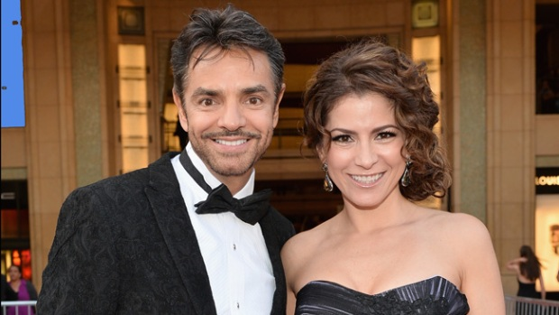 Video: Eugenio Derbez envidia a su esposa