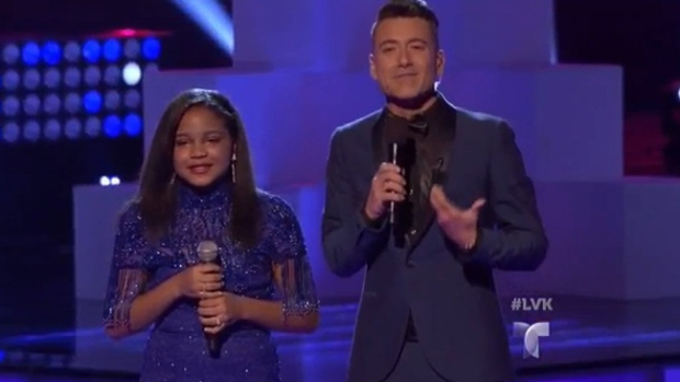 Video: La Voz Kids: gana niña dominicana