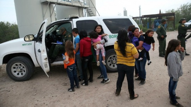 Video: El proceso que afrontan niños migrantes