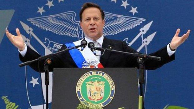 Video: Varela: nuevo presidente de Panamá