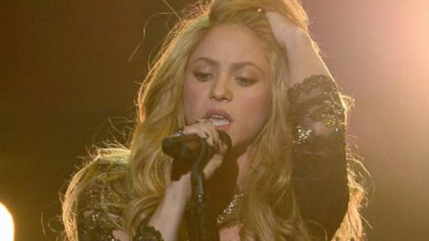 """Video: Shakira: el """"La, la, la"""" y sus 100 millones"""