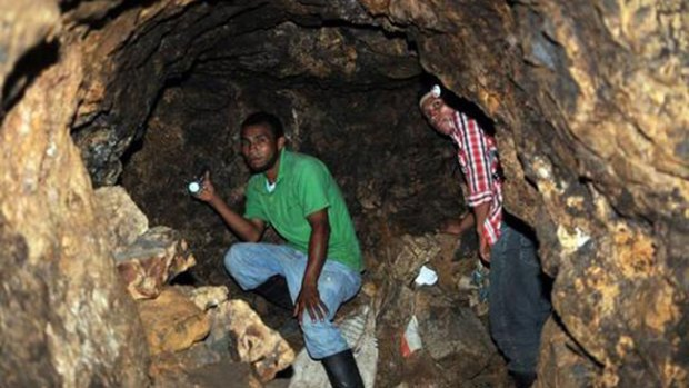 Video: Sin esperanzas para mineros hondureños