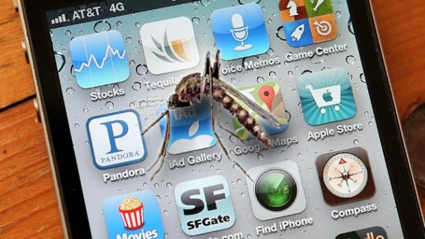 Video: App promete ahuyentar mosquitos