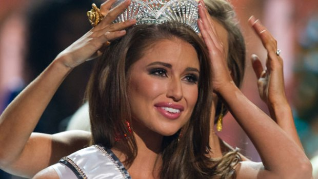 Video: Miss USA 2014 tiene raíces mexicanas
