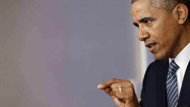 """Video: Obama: """"no envíen a sus hijos a EEUU"""""""