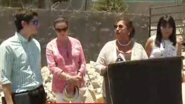 Video: Primera dama de Guatemala en Nogales
