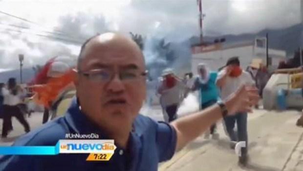 Video: Reportero sufre violencia en México