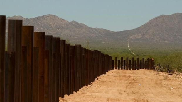 Video: Esta es la frontera más segura de EEUU