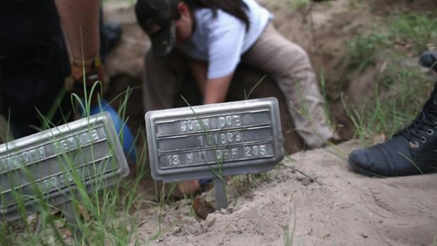Video: La última morada de niños inmigrantes