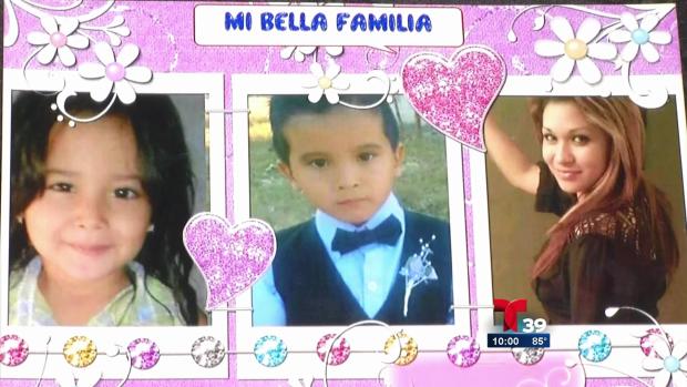 Video: Angustia tras desaparición de sus hijos