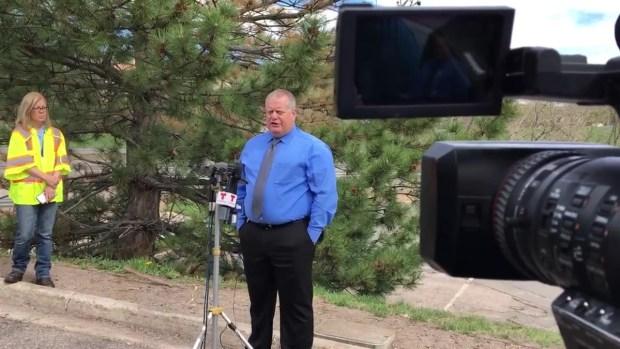 [TLMD - Denver] Confirman la muerte de 4 personas  en choque sobre I-70