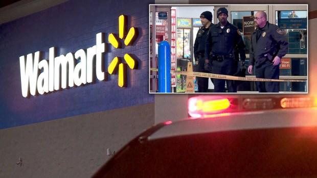 [TLMD - LV] Tiroteo en un Walmart: un muerto y dos heridos