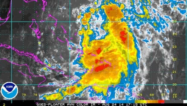 Video: Se forma tormenta trópical Cristóbal