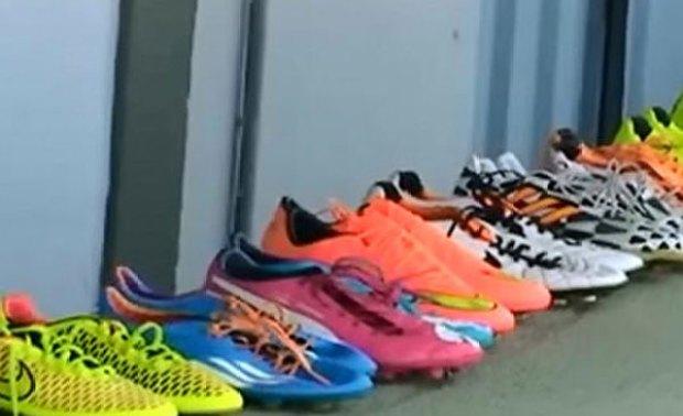 Video: ¿Cómo son los botines de los jugadores?