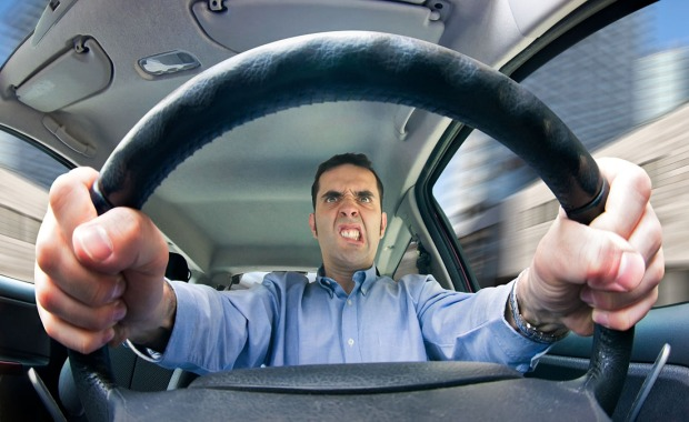 """¿Vives rodeado de conductores agresivos? Estudio revela los """"peores"""" estados"""