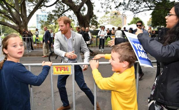 [TLMD - NATL] Príncipe Harry ya tiene preferencias sobre su futuro bebé
