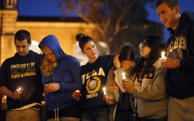 Video: California: víctima quería mudarse