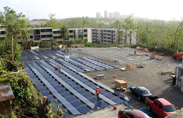 Hospital en PR opera con energía solar gracias a Tesla