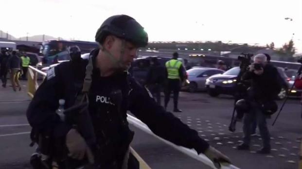 [TLMD - SD] Activistas reportan ser detenidos por horas