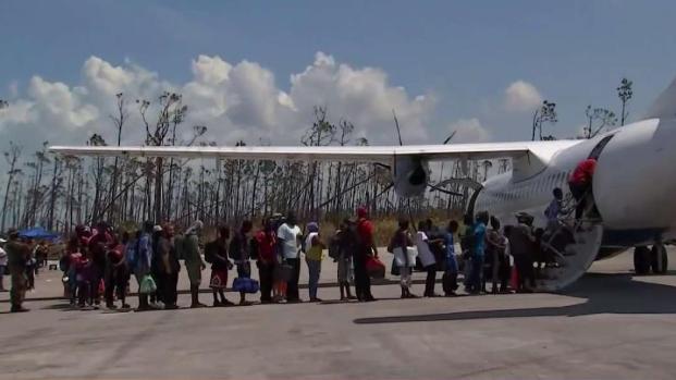 [TLMD - MIA] Continúan operaciones de rescate en Bahamas