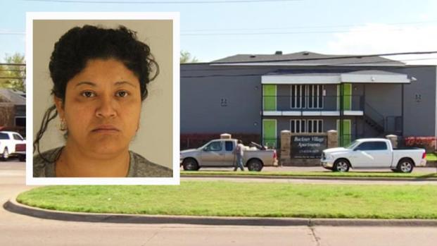 """Dallas: revelan detalles del arresto de """"Lady Frijoles"""""""