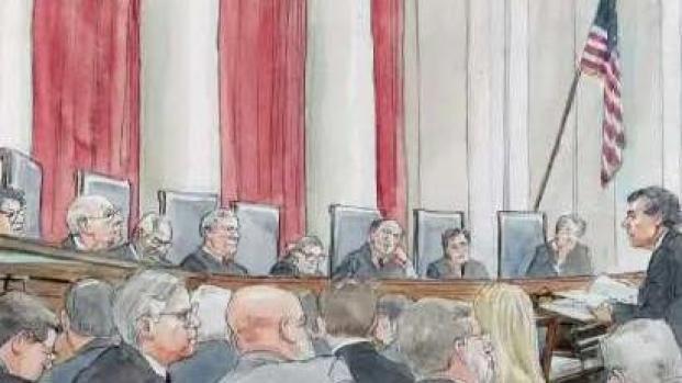 Jueces escuchan argumentos sobre pregunta del Censo