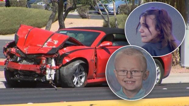 Culpable: sentenciada por causar muerte de niño de 8 años en Las Vegas