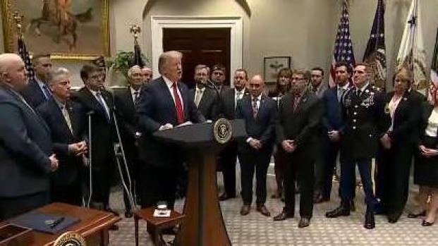 [TLMD - LV] Trump presenta presupuesto historico para 2020