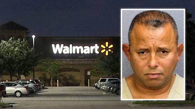Acusan a policía de robar de la sección de niños del Walmart