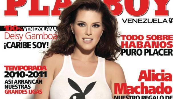 Latinas que posaron para Playboy y se quitaron todo