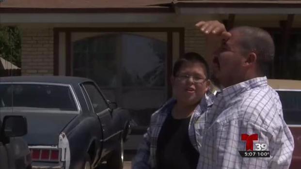 Ciudadano fue deportado dos veces a México