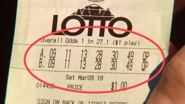 [TLMD - LV] Jugador de lotería logra algo más difícil que ganar el premio