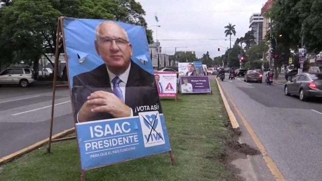 Guatemala se blinda para elecciones sumidas en incertidumbre