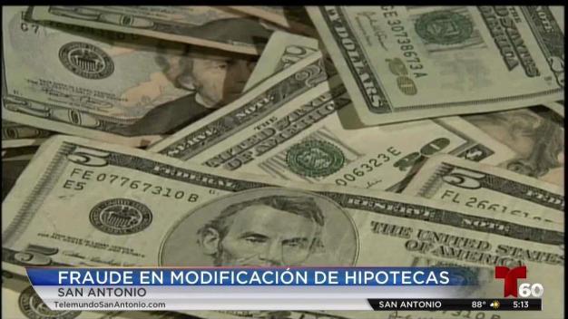 Fraude por modificación de prestamo hipotecario