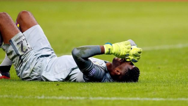 Autogol: 4-0 a favor Uruguay contra Ecuador