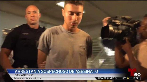 Arrestan a sospechoso de asesinar a joven hispano