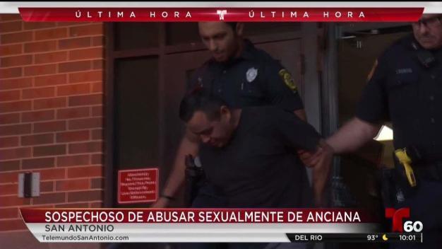 Arrestan a sujeto acusaddo de violar a anciana invalida