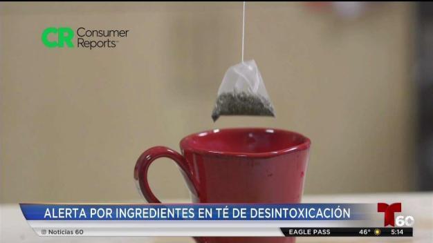 Alerta al consumidor: teatox