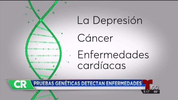Alerta al consumidor: pruebas genéticas