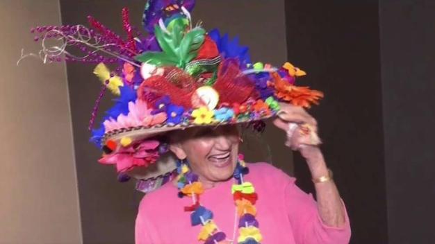 Concurso de sombreros de Fiesta