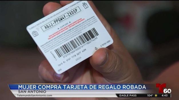 Fraude de tarjeta de regalo