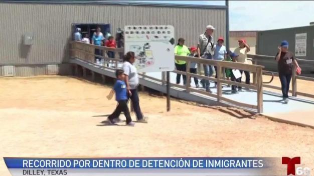 ICE abre puertas de centro de detención