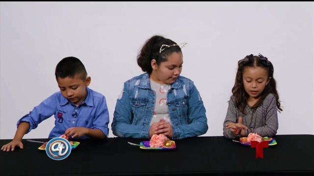 Los niños toman el poder en MasterChef Latino