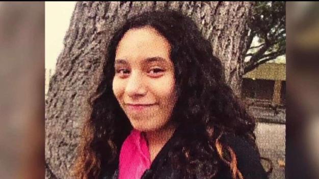 Padre angustiado por desaparición de hija de 14 años