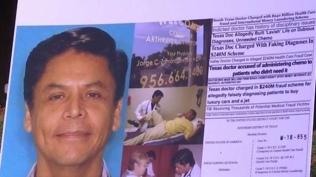 Surge otra demanda contra doctor acusado de fraude