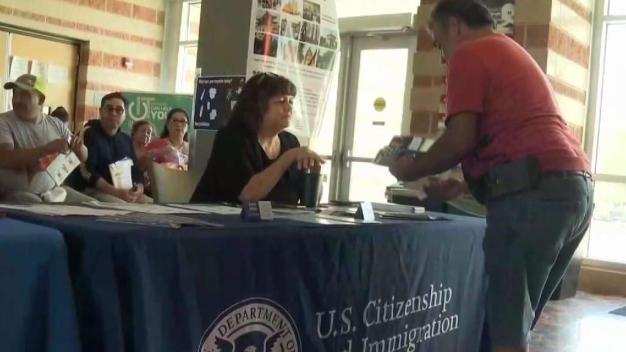 Proceso para solicitar la ciudadanía