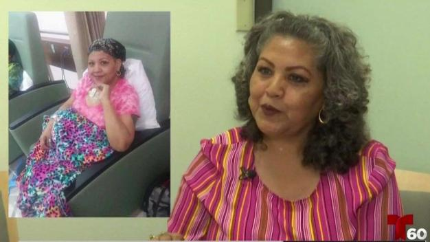 Sobreviviente de cáncer de seno comparte su batalla